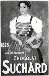 Arnhold Johann - Chocolat Suchard