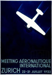 Baumberger Otto - Meeting aéronautique