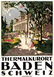 Baumberger Otto - Thermalkurort Baden