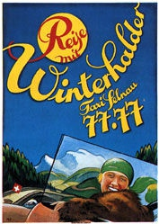 Bickel Karl - Winterhalder