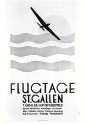 Böckli Carl - Flugtage St. Gallen