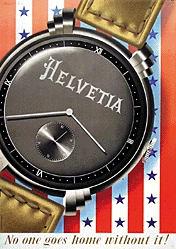 Brun Donald - Helvetia Uhren