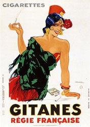 Dransy (Isnard Jules) - Gitanes