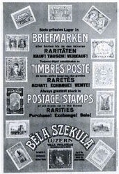 Engel S. - Briefmarken