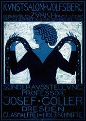 Goller Josef - Professor Josef Goller, Dresden