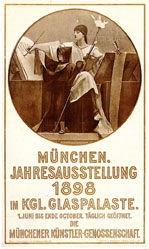 Gysis Nikolaus - München Jahresausstellung
