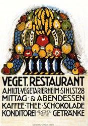 Hartung Wilhelm - Restaurant Hiltl