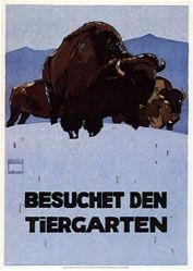 Hohlwein Ludwig - Besucht den Tiergarten