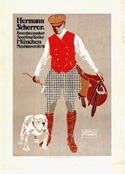 Hohlwein Ludwig - Hermann Scherrer
