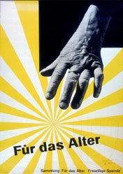 Honegger-Lavater Gottfried - Für das Alter