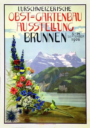 Amrhein Wilhelm - Obst- und Gartenbauausstellung