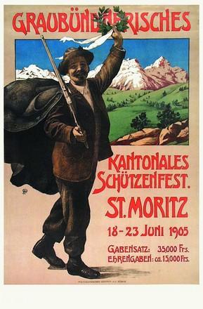 Anonym - Schützenfest St. Moritz