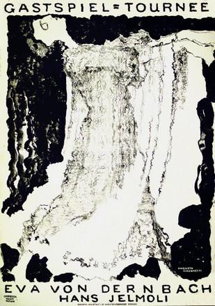 Giacometti Augusto - Eva von Dernbach