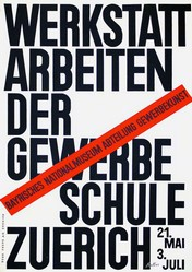 Keller Ernst - Werkstattarbeiten