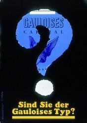 Looser Hans - Gauloises