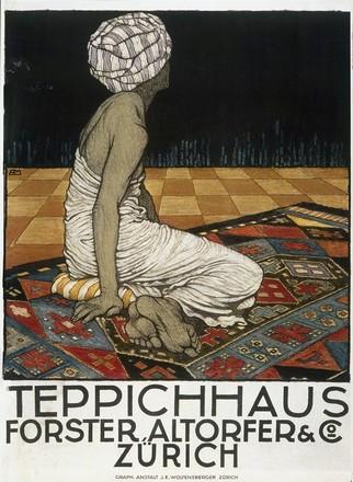 Mangold Burkhard - Teppichhaus