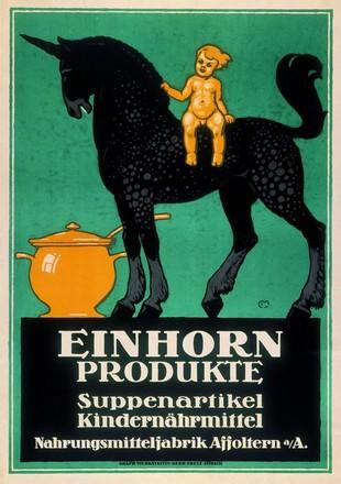 Moos Carl - Einhorn