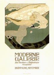 Putz Leo - Moderne Galerie
