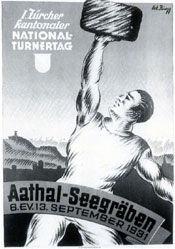 Rüegg Oskar - Zürcher Kantonaler