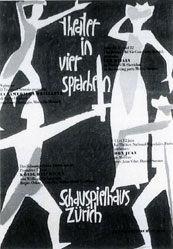 Steiner Heinrich - Theater in vier Sprachen