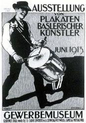 Strüdel Robert - Ausstellung von Plakaten