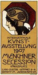 von Stuck Franz - Münchner Secession