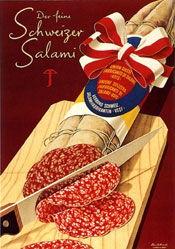 Aeschbach Hans - Der feine Schweizer Salami