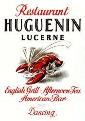 Anonym - Restaurant Huguenin