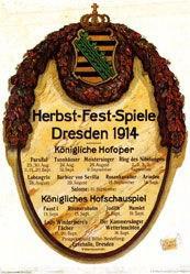 Altenkirch Otto - Herbst-Fest-Spiele Dresden