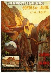 Demonbé E. - Gorges de l'Aude et de l'Agly
