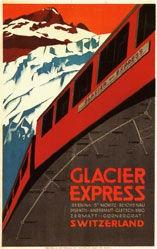 Fiedler - Glacier Express