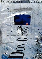 Geissbühler Karl Domenic - Don Giovanni
