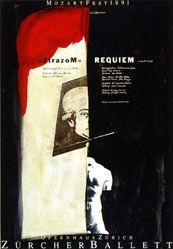 Geissbühler Karl Domenic - Mozartfest - Requiem