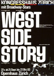 Geissbühler Karl Domenic - West side story