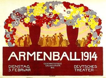 Graf Oscar (Oskar) - Armenball