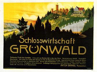 Gumbart August Friedrich - Grünwald