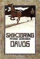 Koch Walther - Skijoering Davos