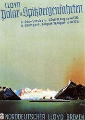 Kück Fritz - Lloyd Polarfahrten