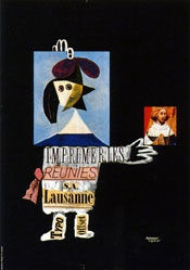 Leupin Herbert - Imprimeries Réunies