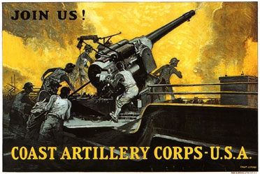 Lyford Philip - Coast Artillery Corps