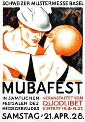 Mangold Burkhard - Quodlibet - Mubafest