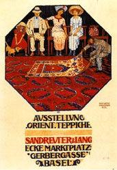 Mangold Burkhard - Orientteppiche