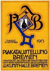Menz Willi - Plakatausstellung Bremen