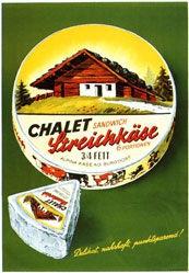 Morf A. - Chalet Streichkäse