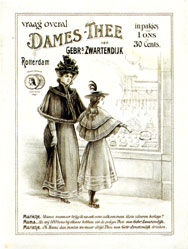 Anonym - Dames - Thee