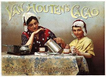 Anonym - Van Houtens Cacao