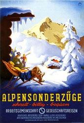 Ottler Otto - Alpensonderzüge