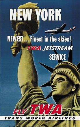 Anonym - TWA to New York