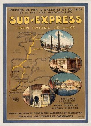 Halo Charles - Sud-Express
