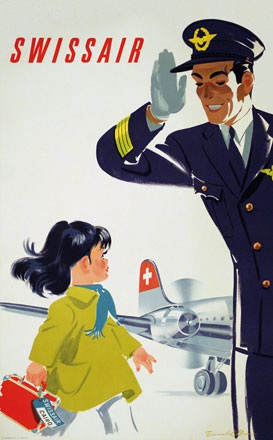 Brun Donald - Swissair